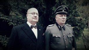 "Bogdan Banaszek pseudonim ""Wysocki"" i Klaus Mengele z Argentyny"