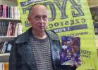 """Janusz Baranowski - autor książki """"Din. Łowca dusz"""