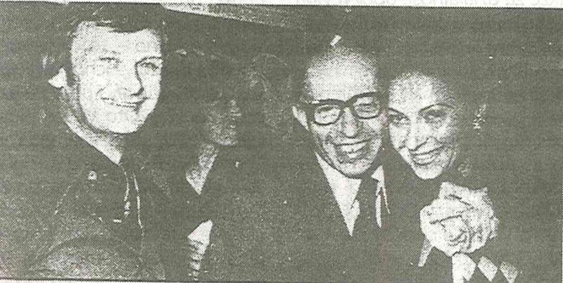 Andrzej Kiełczyński zaczynał karierę w partii Herut a później Likud, jako zaufany chłopak do czarnej roboty premiera Menachema Begina. Ponieważ był dyskretny i lojalny, szef rządu powierzył mu realizację programu wpędzenia Niemców w kompleks winy za Holocaust
