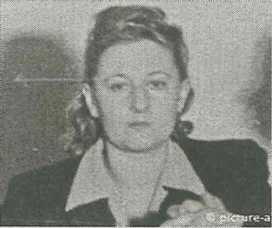 Żydówka Sonia Landau Krystyną Żywulską stała się po zatrzymaniu w 1943 r. przez Gestapo, kiedy w czasie przesłuchań takie właśnie nazwisko podała Niemcom i pod takim trafiła do Auschwitz. Źródło: PAP
