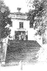 Belmont. Kaplica pałacowa, przed 1939